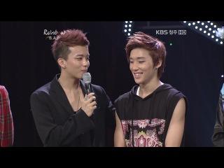 B.A.P - Interview part 2 @ KBS Cheongju Rainbow Concert